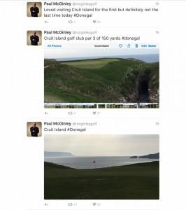 McGinley Twitter